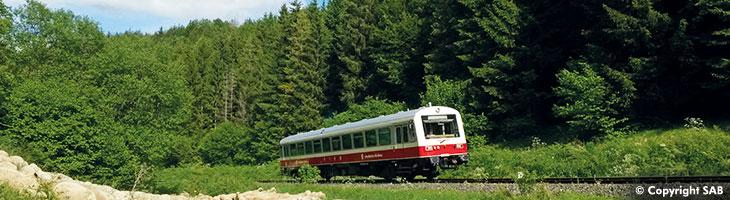 SAB Schwäbische Alb-Bahn GmbH